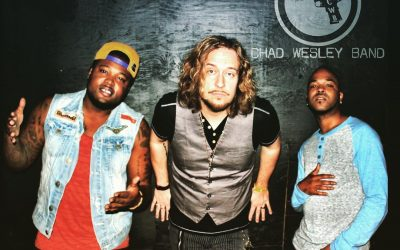 Chad Wesley Band May 26