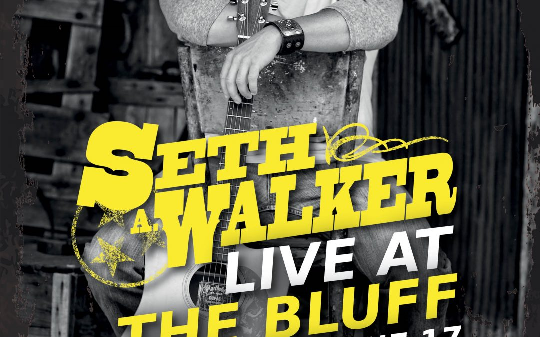 Seth Walker w/ Ethan Willis & The Long Goners – June 17