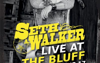 Seth Walker w/ Ethan Willis & The Long Goners – June 17