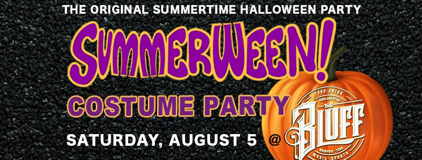 Summerween – August 5