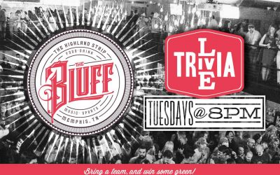 Trivia Live – Tuesday October 3