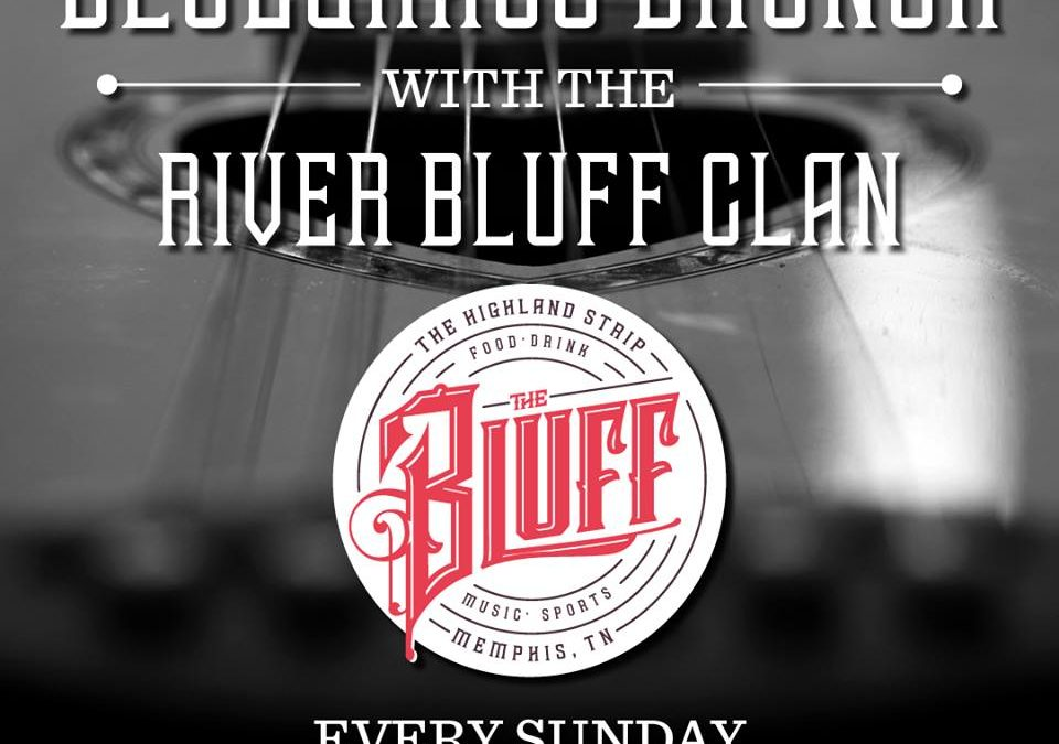 Bluegrass Brunch with The River Bluff Clan – November 11
