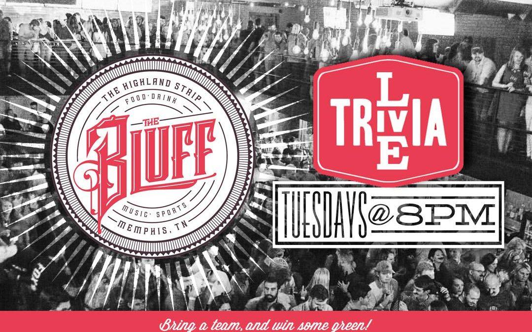 Trivia Live – Tuesday October 17