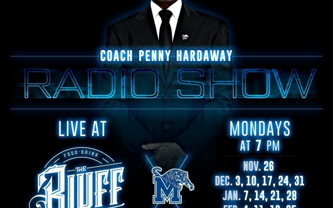 Coach Penny Hardaway Radio Show